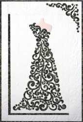 Cherry Blossoms  The Dress- Black