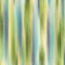 Ariel Ombre Stripe Aqua