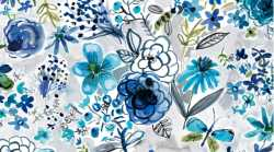 Blue Crush Butterfly Dream