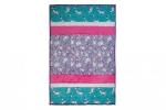 Shannon Cuddle Kit  Stardust 38 x 58 Blanket & 18 square Pillow