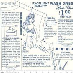 Vintage Happy 2 Dressmaking Cloud