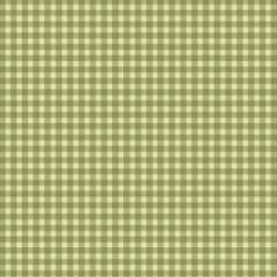 Welcome Home Flannel Green Check