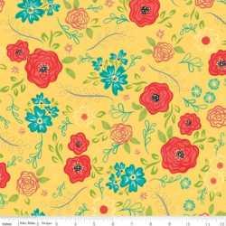 Wildflower Bouquet Main Yellow