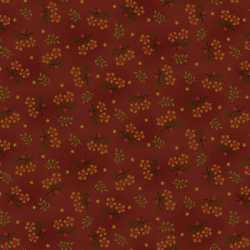 Wit & Wisdom Floral Sprays Red