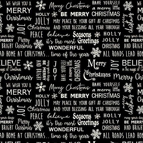 Jingle Bell Flannel Believe In Magic Gunmetal