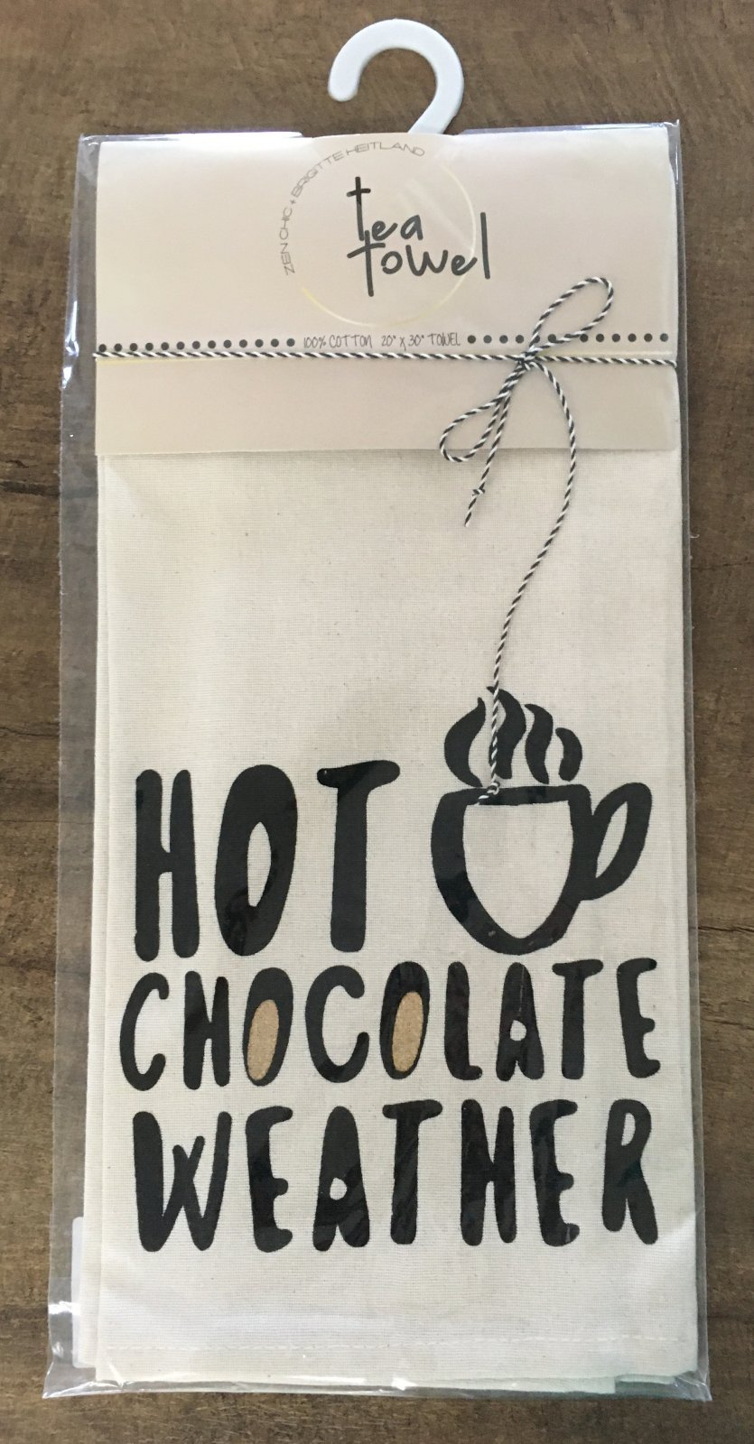 Chill Towel Hot Chocolate