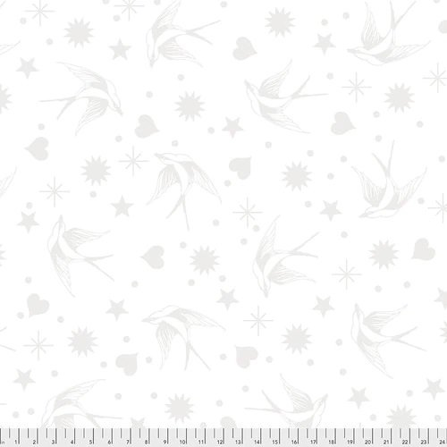 Tula Pink Fairy Flakes Paper
