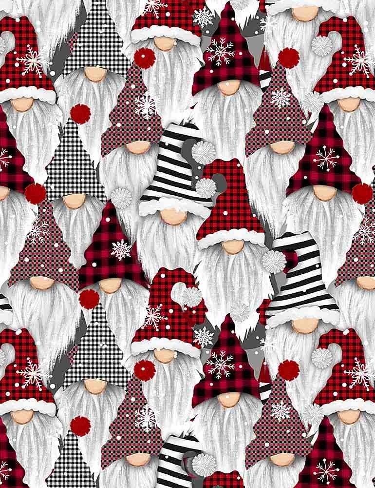 Holiday Gnomes Softie