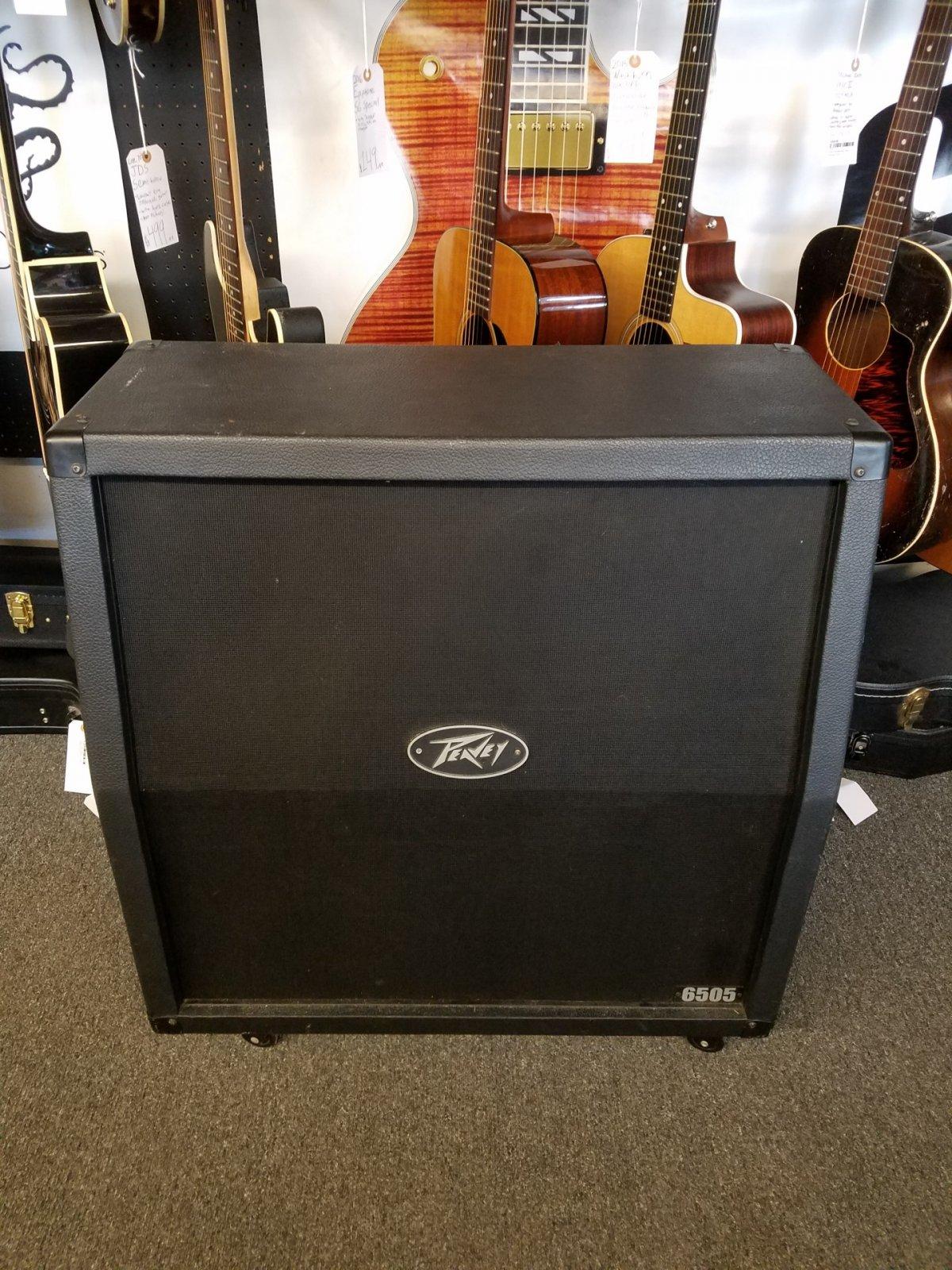 USED Peavey 6505 412 Cabinet