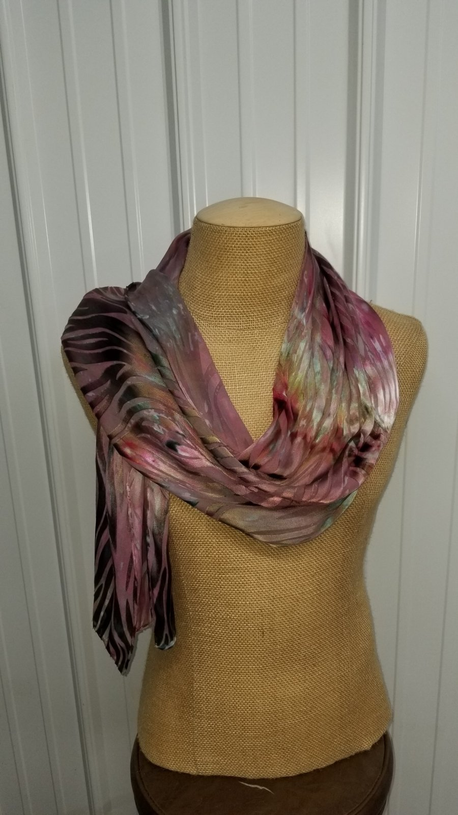 Snow Dyed Scarf