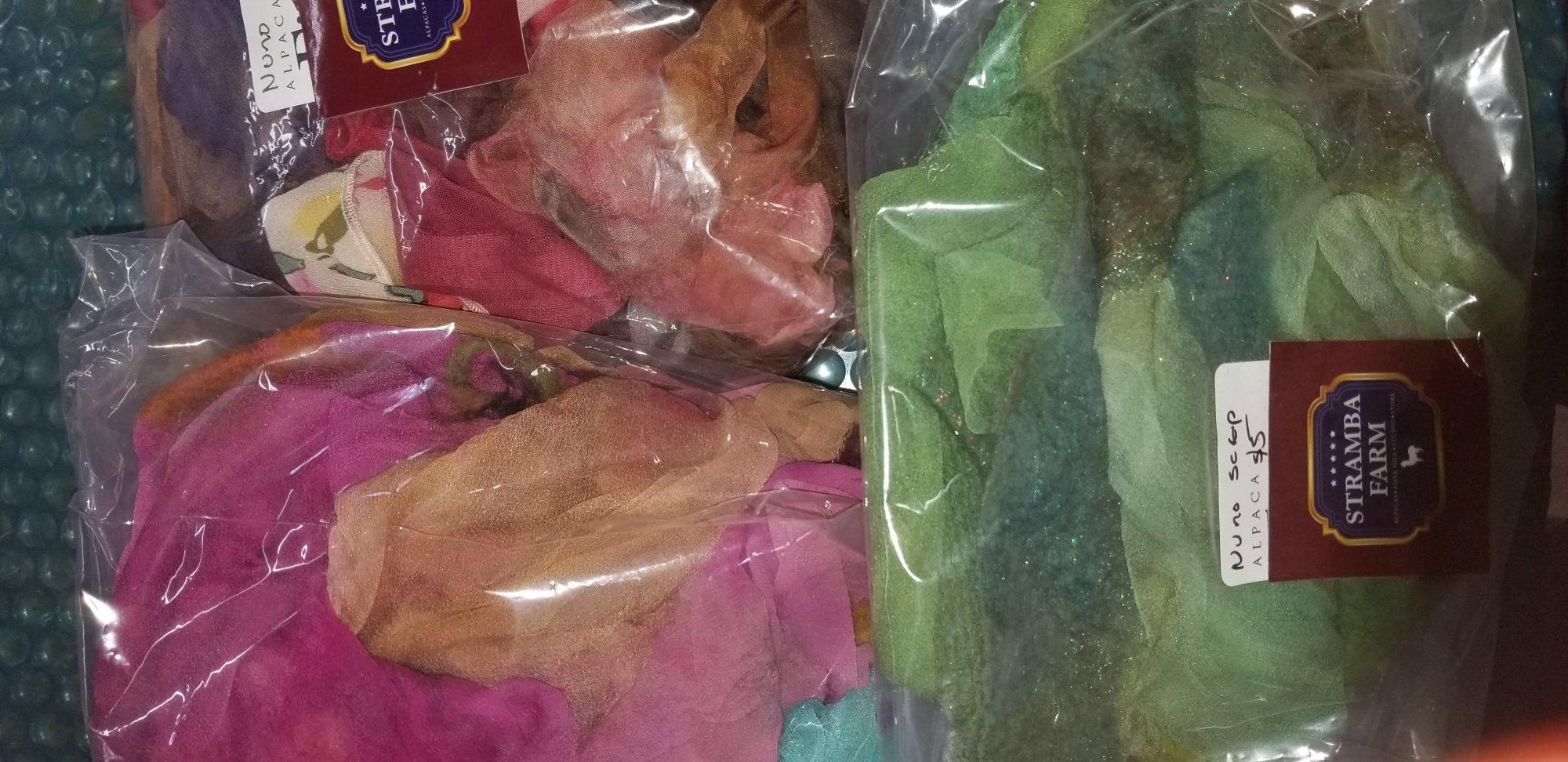 Stramba Farm Fabric Scrap Bags