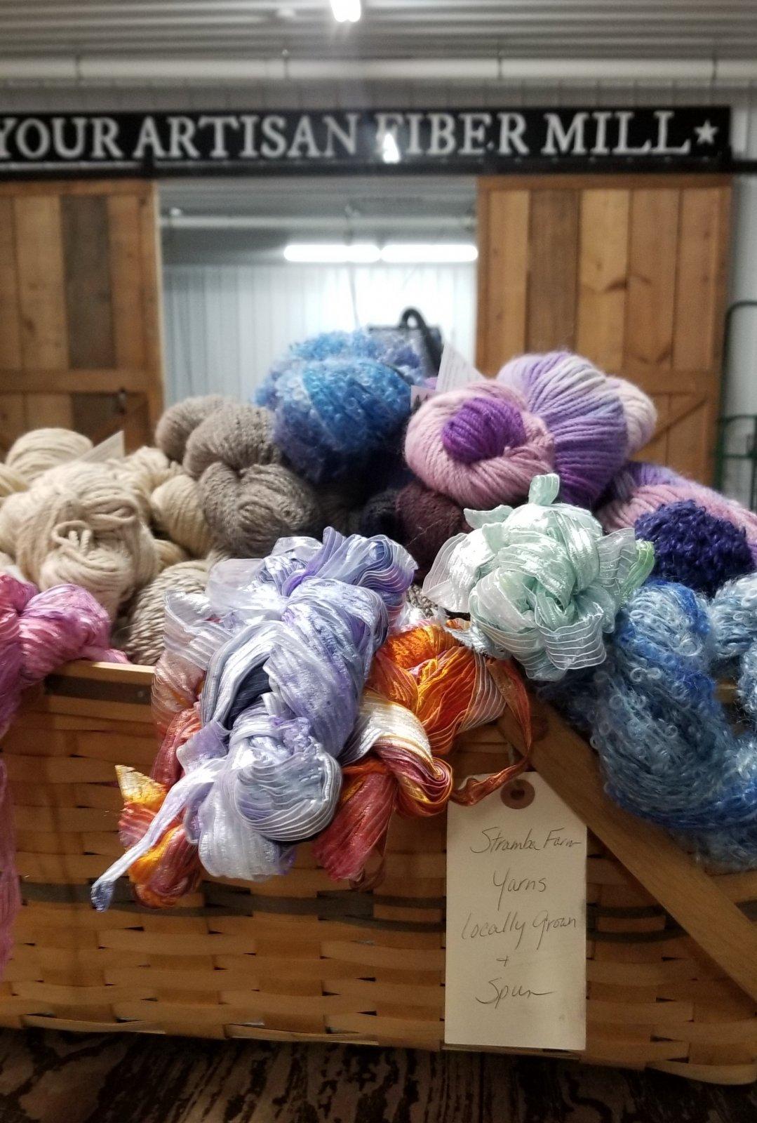 Yarn Nearly Perfect Bargain Bin