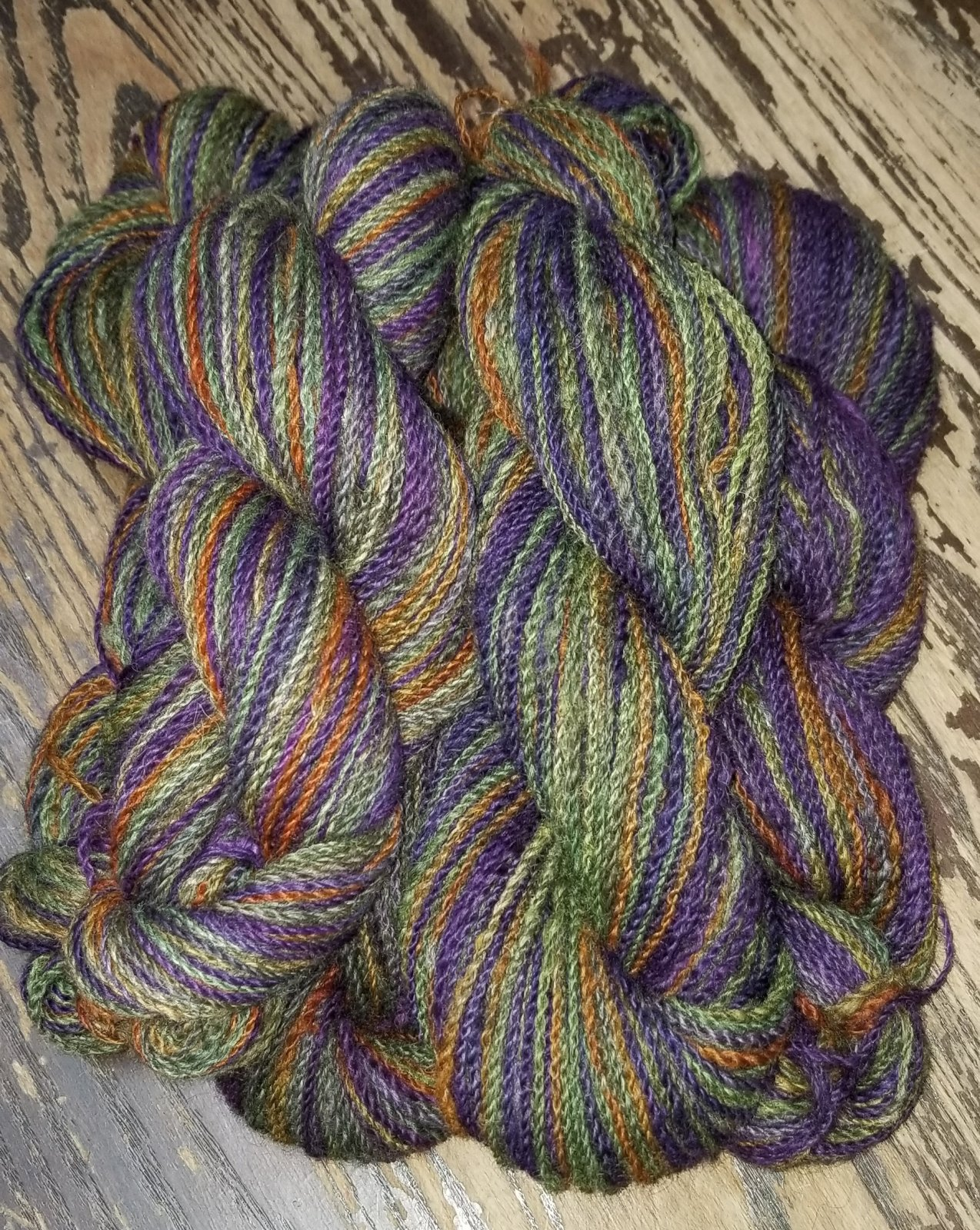Sport Weight Muted Purple/Green/Spice