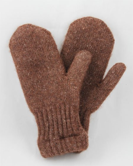 Boucle Mittens