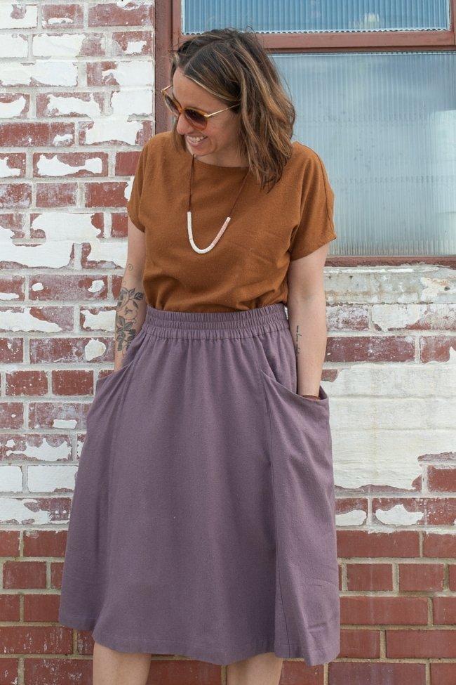 Gypsum Skirt Pattern