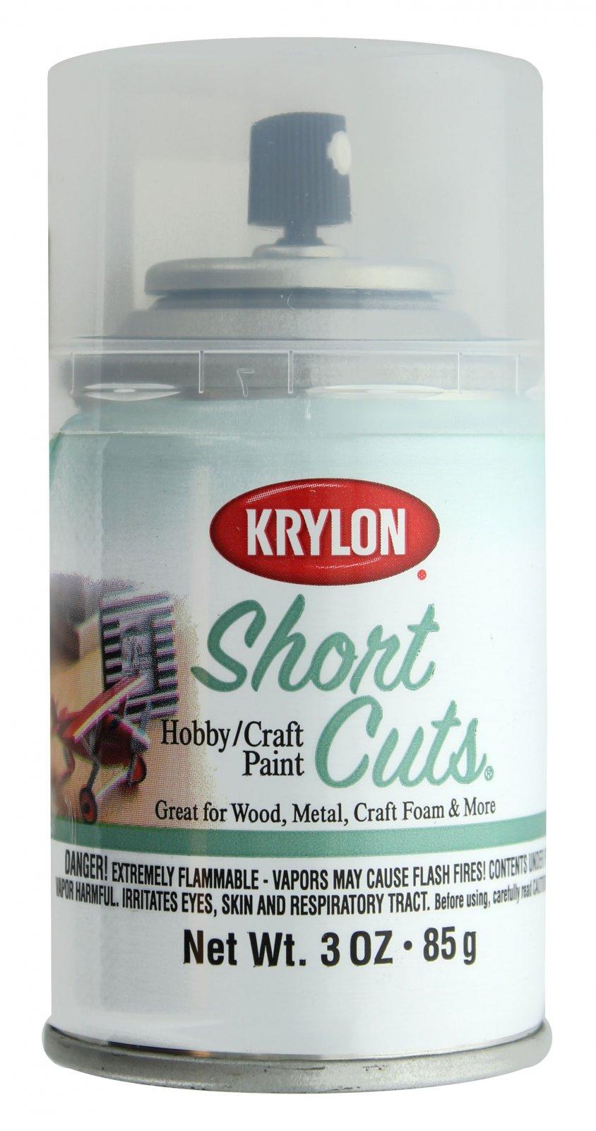 Krylon Short Cuts Clear Gloss 3oz