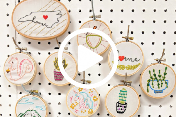 photo link to all embroidery videos