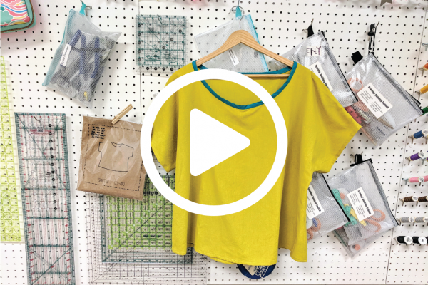 photo link to all sewing videos