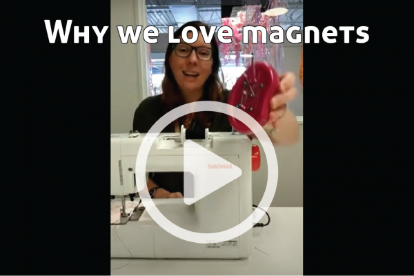 Why We Love Magnets link to You Tube Video