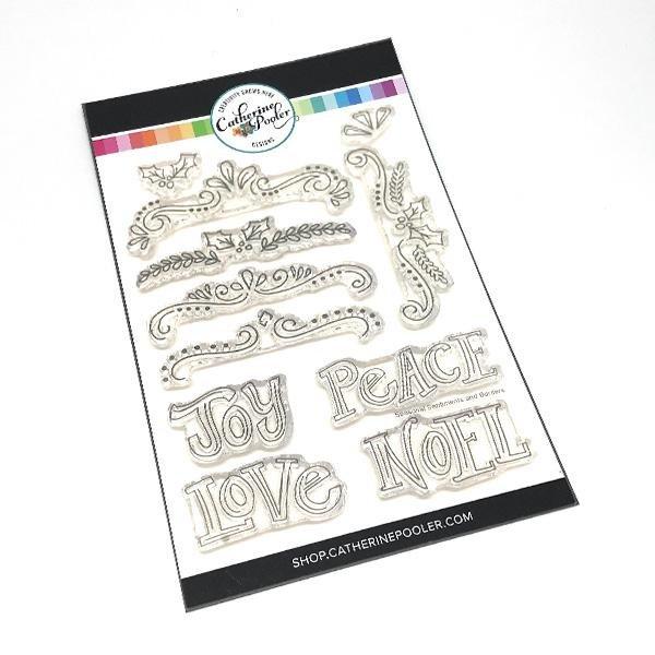 Catherine Pooler Seasonal/Holiday  Stamp Sets