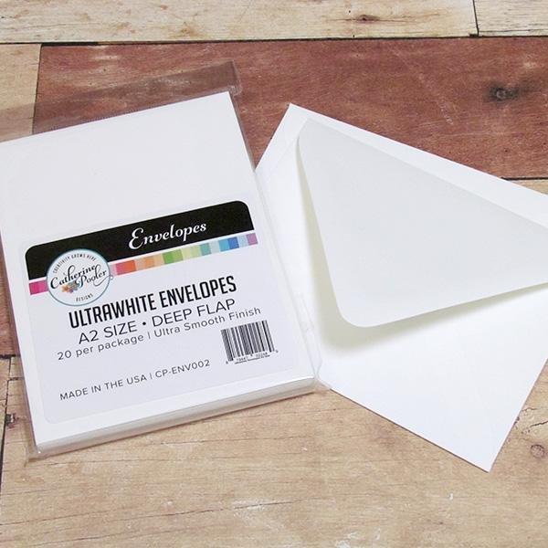 Catherine Pooler Envelopes