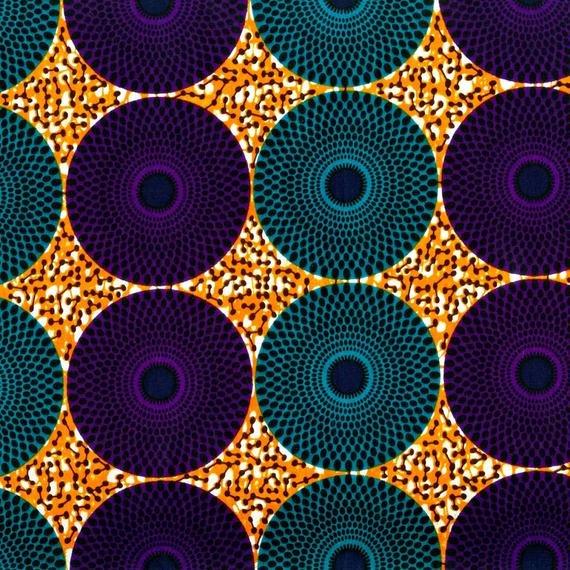 Wax Print Cottons