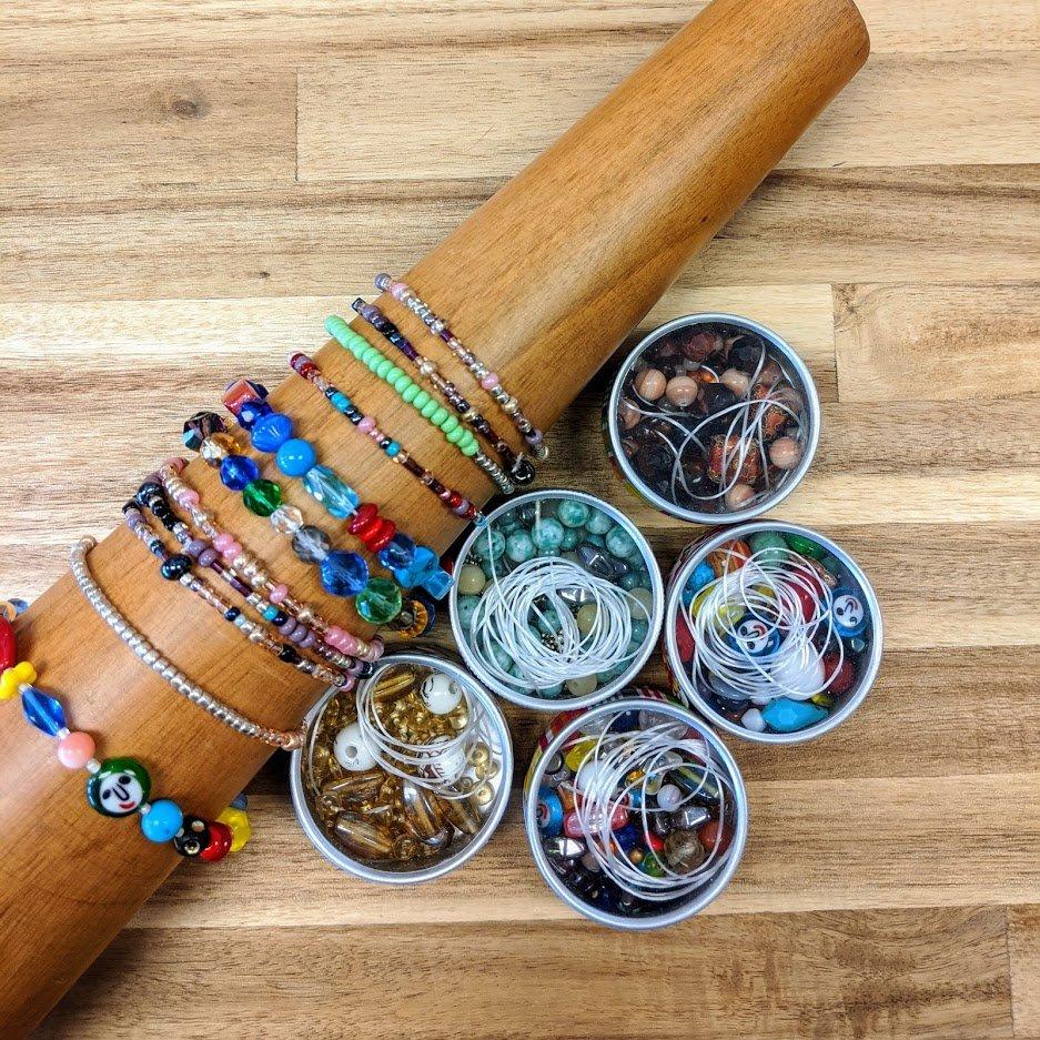 Arm Candy Beaded Bracelet Kits