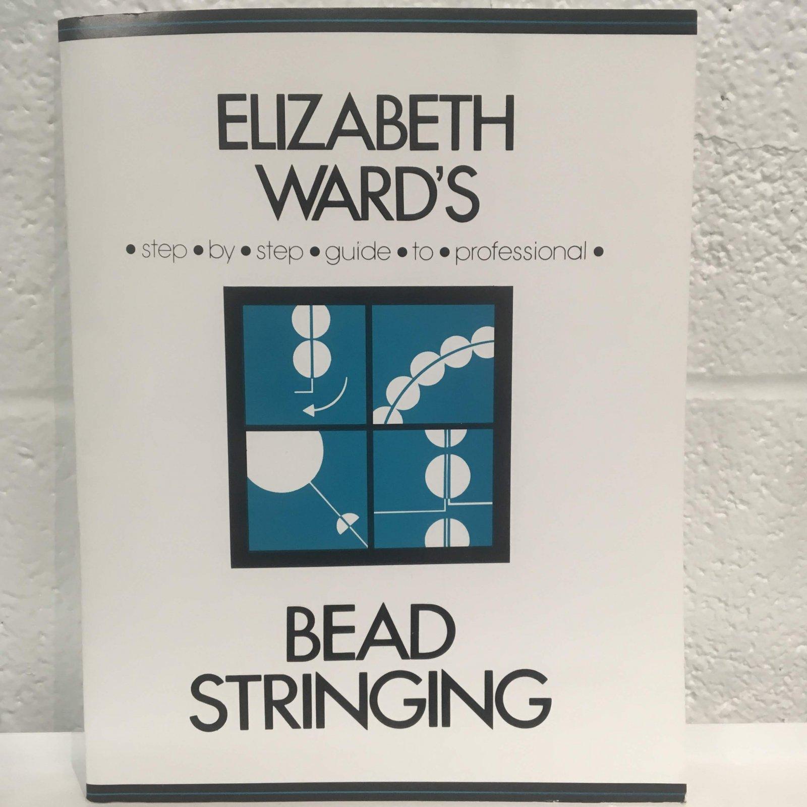 Bead Stringing by Elizabeth Ward
