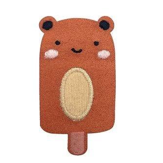 Bear Pop Patch