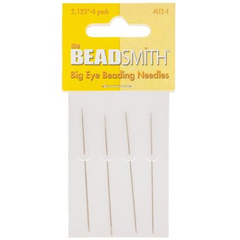 Big Eye Beading Needles