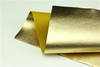 Metallic Wool Felt Sheets