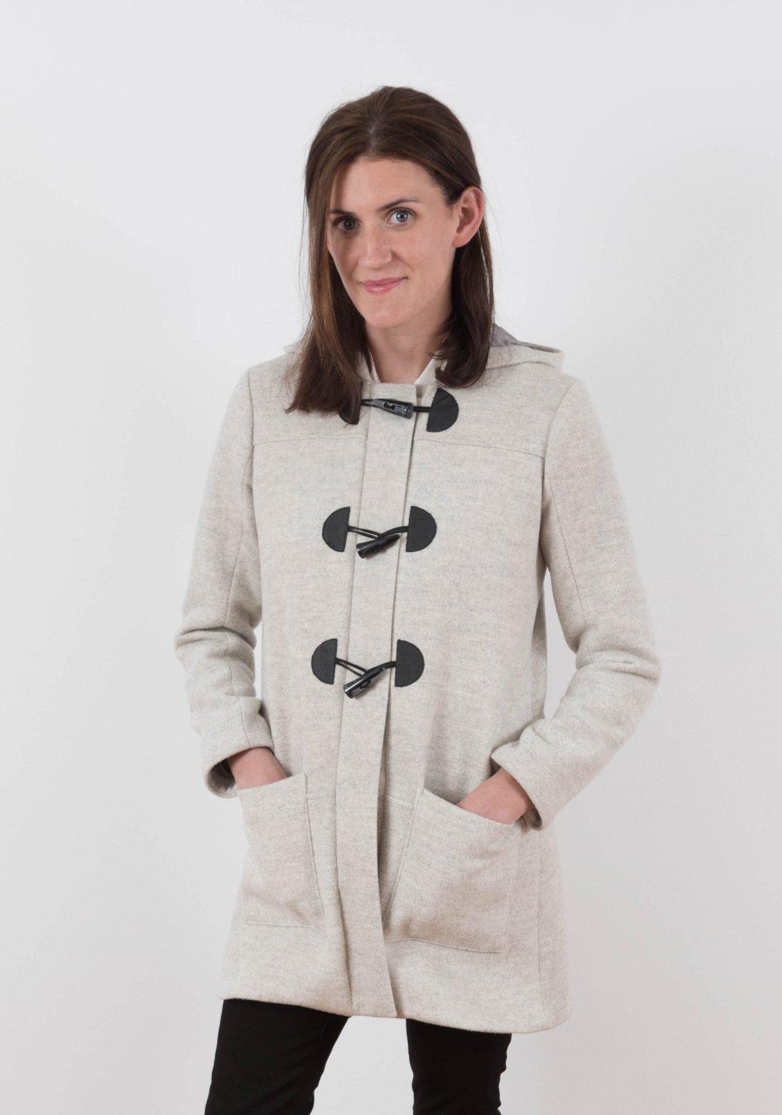 Cascade Duffle Coat Pattern