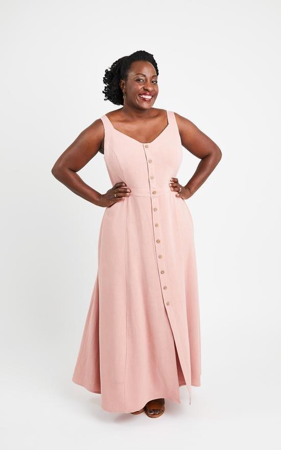 Holyoke Dress Pattern