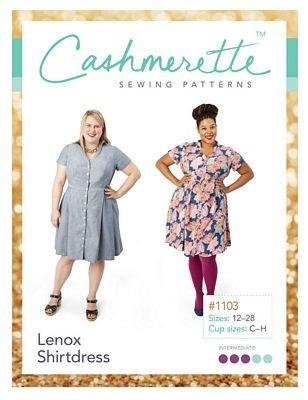 Lenox Shirtdress sewing pattern