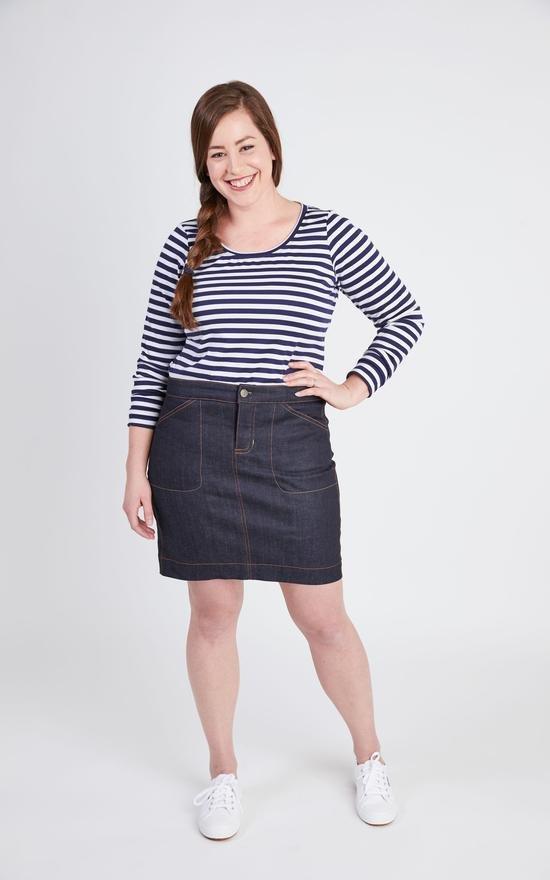 Ellis Skirt Pattern