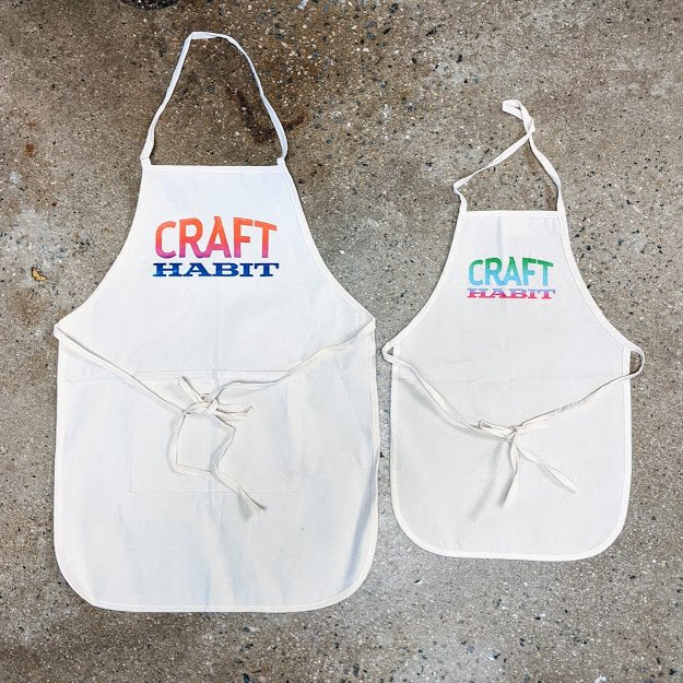 Child Size Aprons