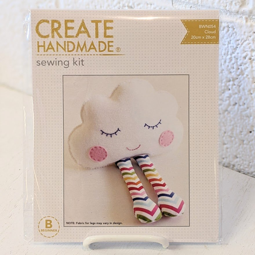 Cloud Stuffie Sewing Kit