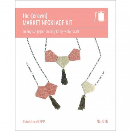 The Crown Market Necklace Kit