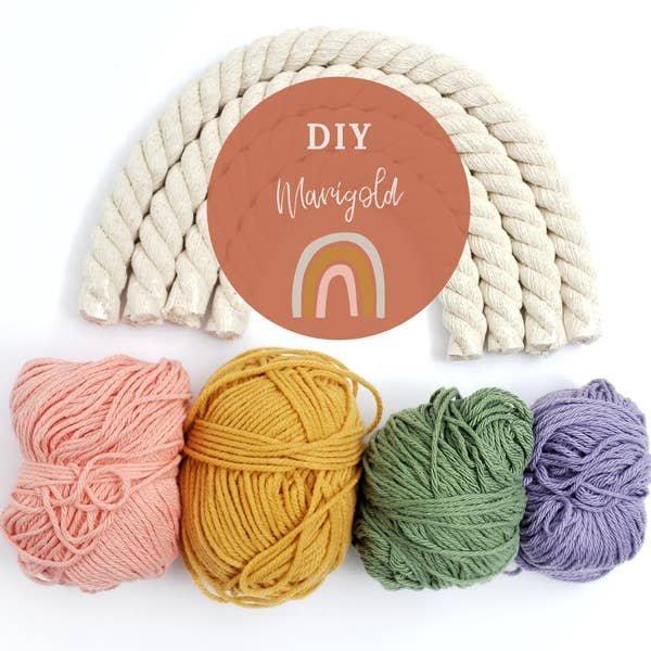 DIY Rope Rainbow Kit