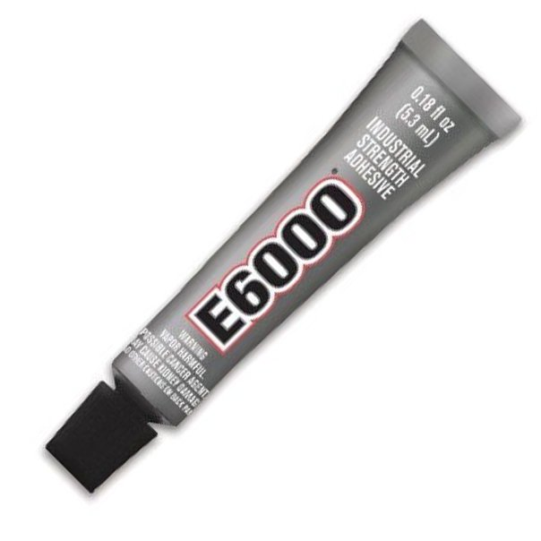 E6000 mini glue tube