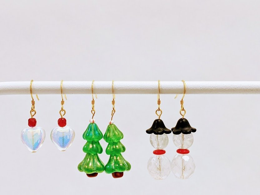 Easy Holiday Earrings Kit