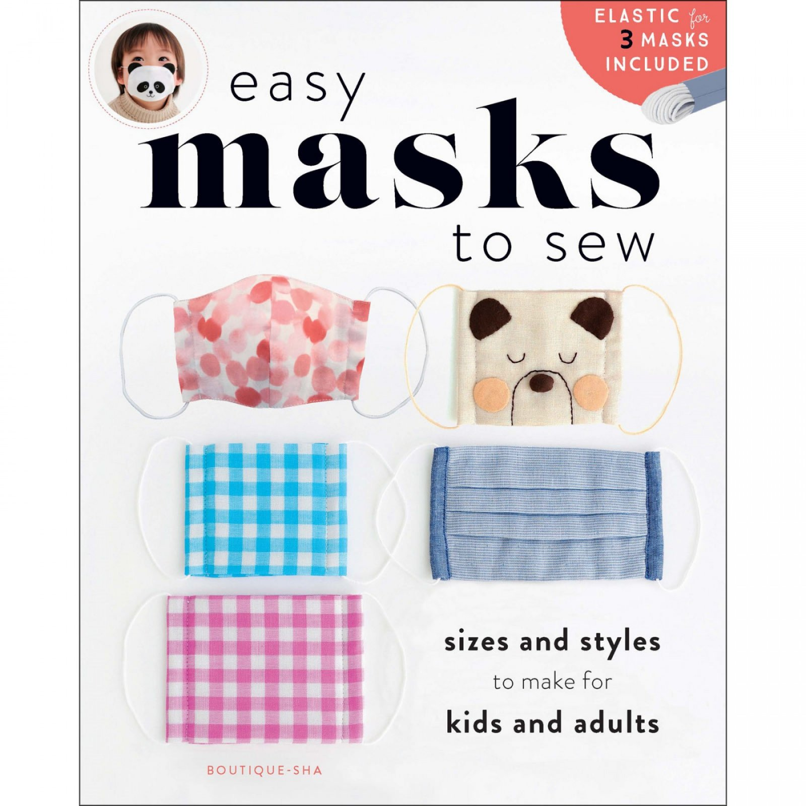 Easy Masks to Sew (for kids and adults)
