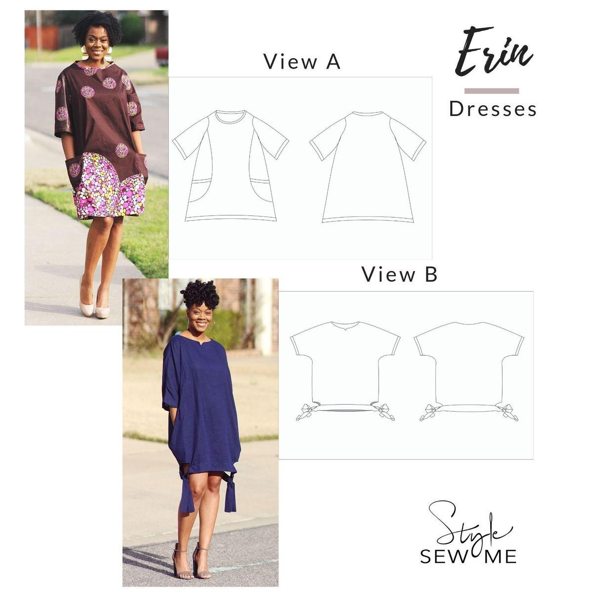 Erin Dress Pattern