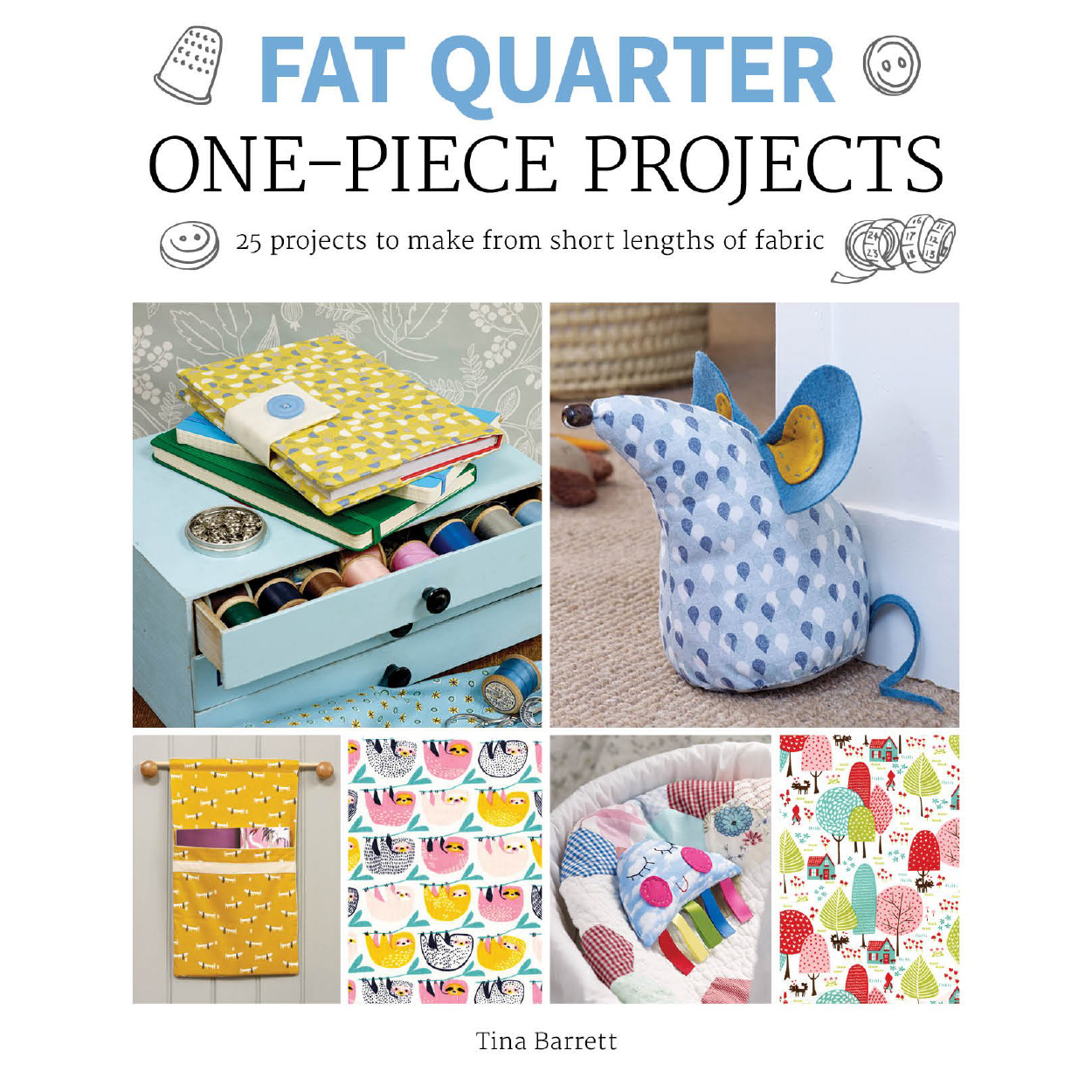 Fat Quarter One-Piece Projects