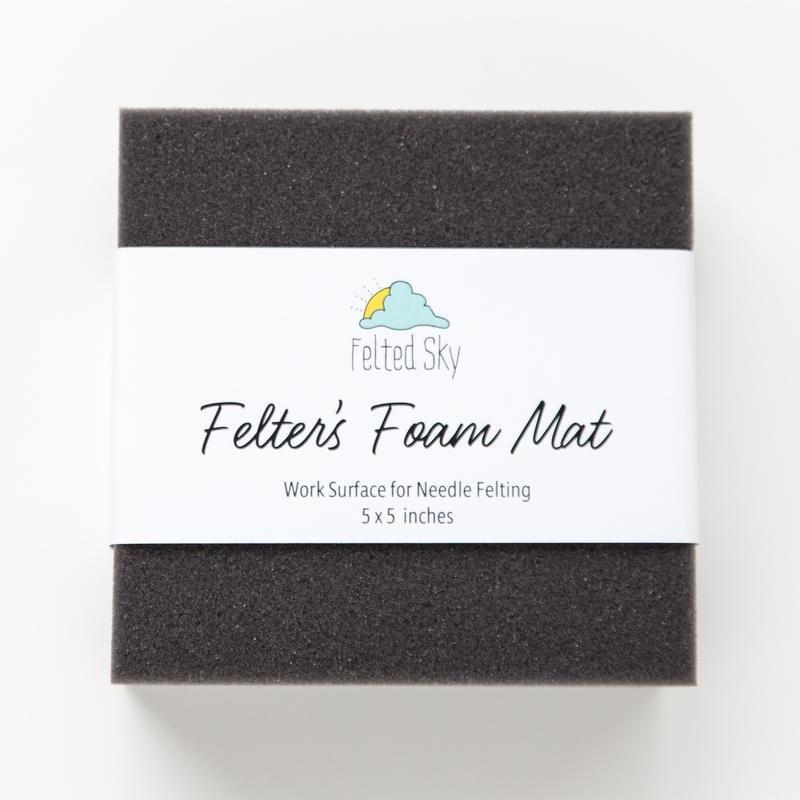 Foam Felting Mats