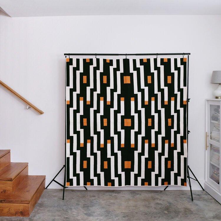 Gamma Quilt Pattern
