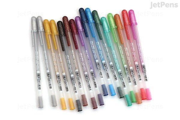 Gelly Roll Metallic Pens
