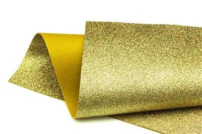 Glitter Wool Felt Sheets