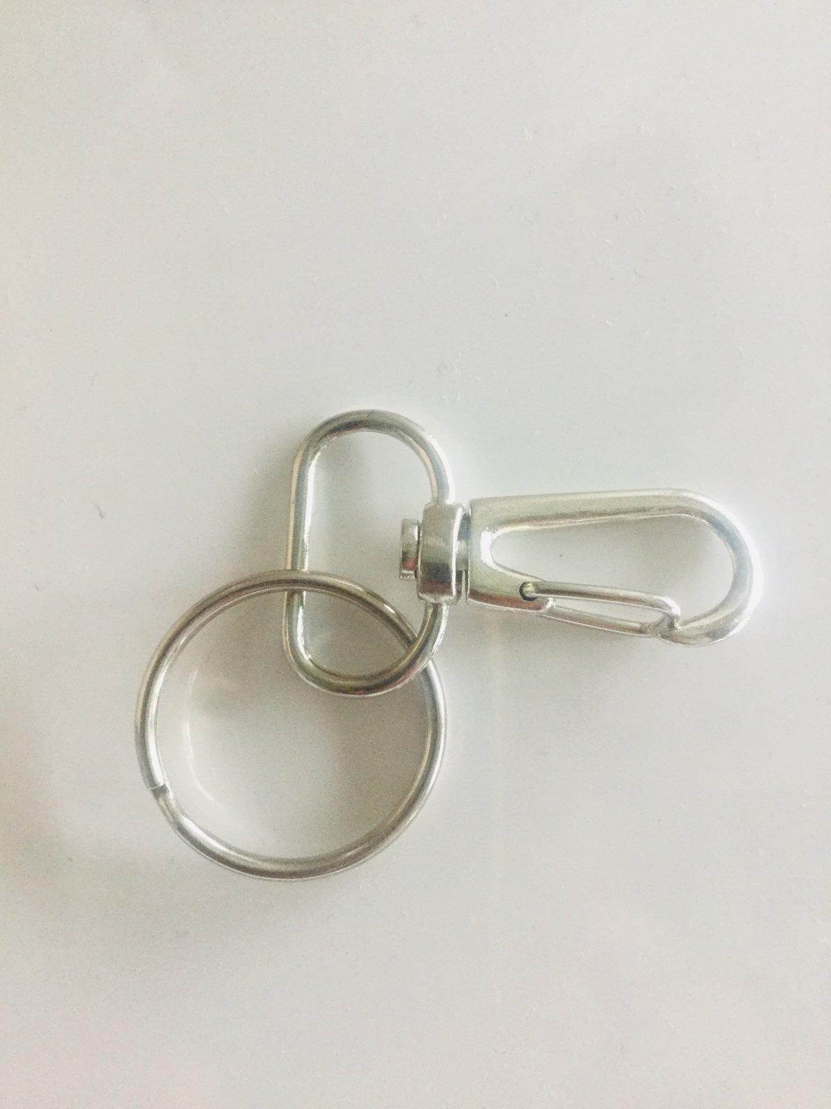 Lobster Claw Keychain