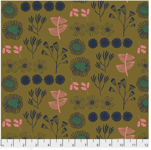 Inventory Botanical Cotton Print